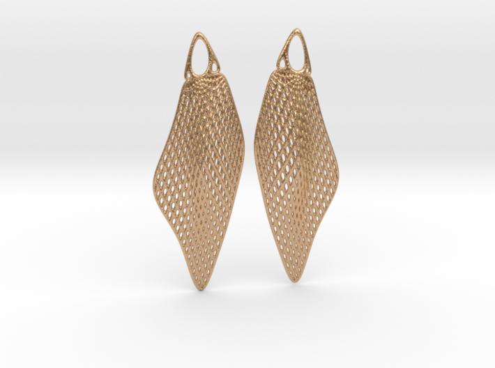 LEAF SSM V1 pair 3d printed