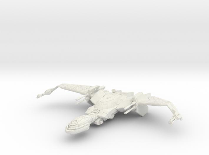Klingon Marcar Class HvyGunCruiser 3d printed