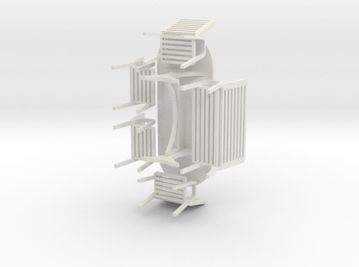 Gartenmöbel 3d printed
