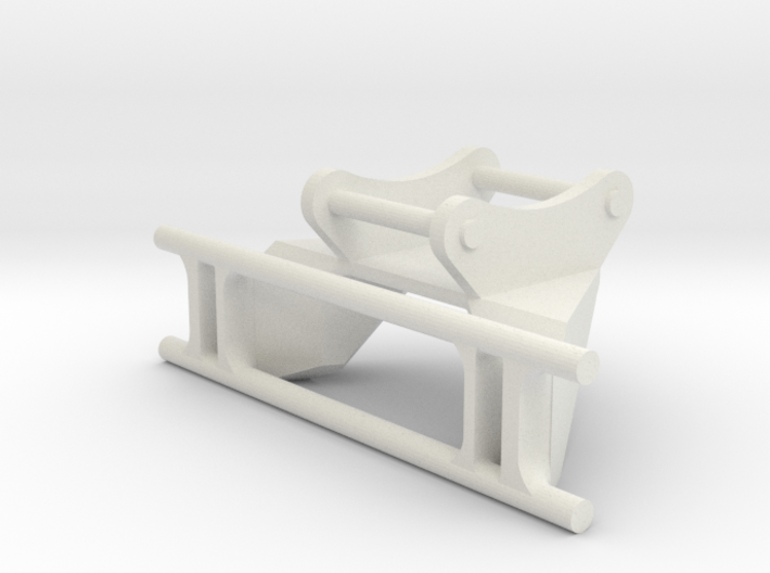 Wiking Adapter AT Collection Volvo 3d printed