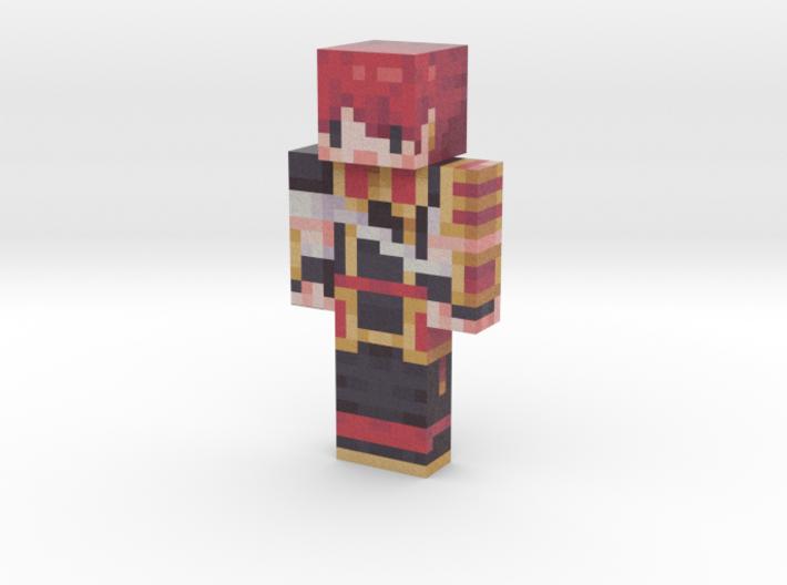 Kazann | Minecraft toy 3d printed