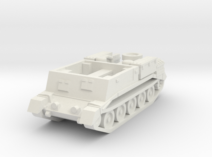 Printle Thing Crusader Gun Tractor - 1/24 3d printed