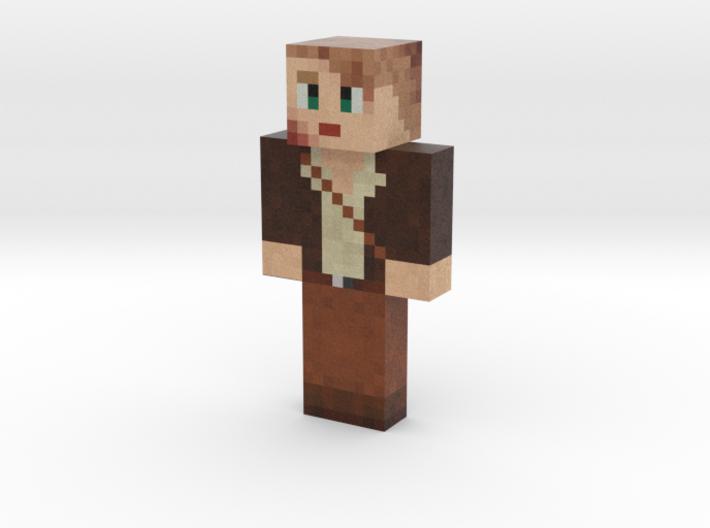 HerrBergmann   Minecraft toy 3d printed