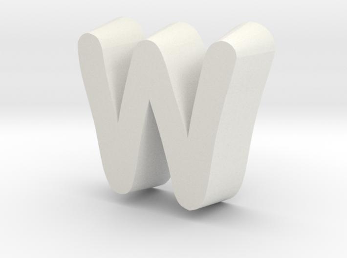Letterbowl M 3d printed