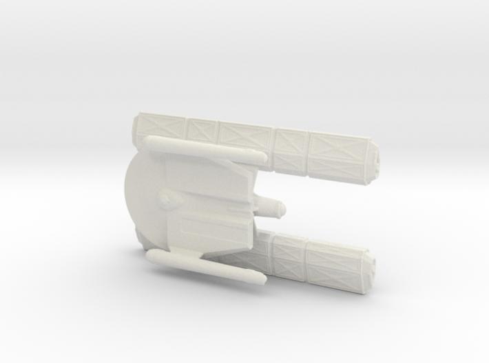 Kobayashi Maru 3d printed