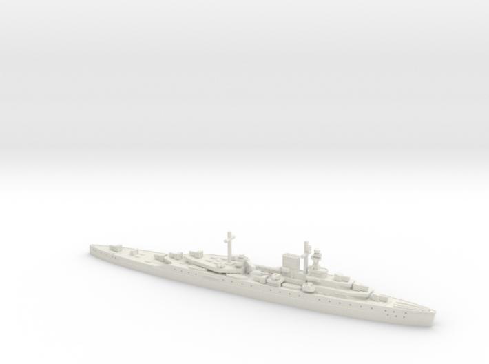 HMS Effingham 1/1250 3d printed