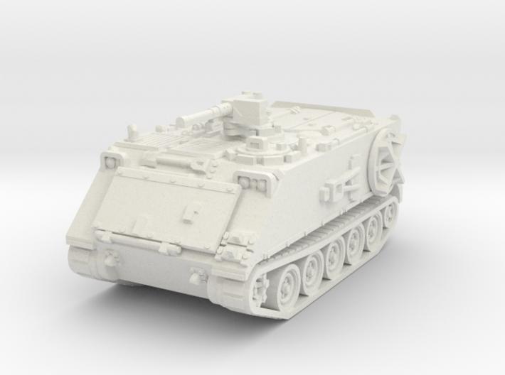 M106 A1 Mortar closed (no skirts) 1/76 3d printed
