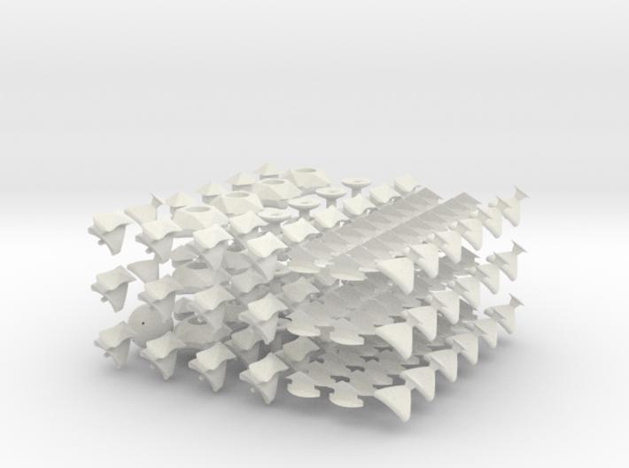 Master Tutt's Icosaminx 3d printed