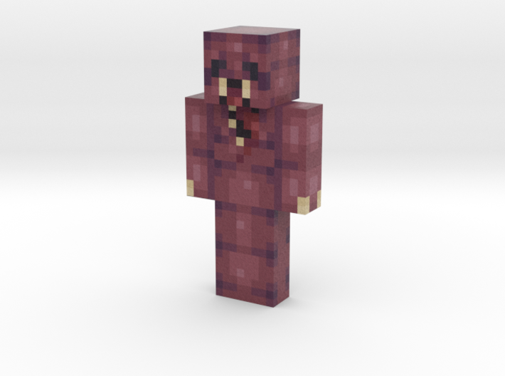Heartz66 | Minecraft toy 3d printed