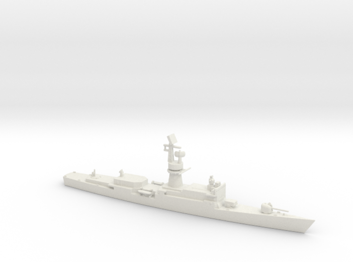 1/700 Scale Baleares class Missile Frigate 3d printed