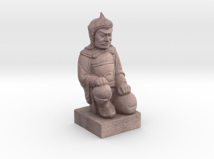Terracotta Warrior 3d printed