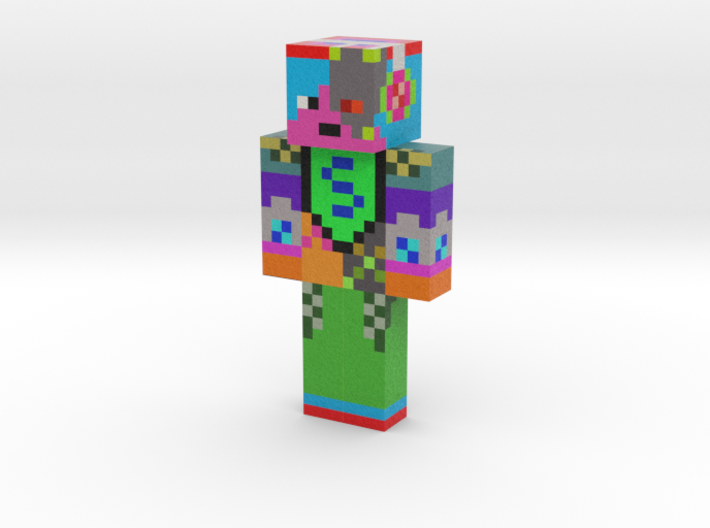 michaelsurfs | Minecraft toy 3d printed