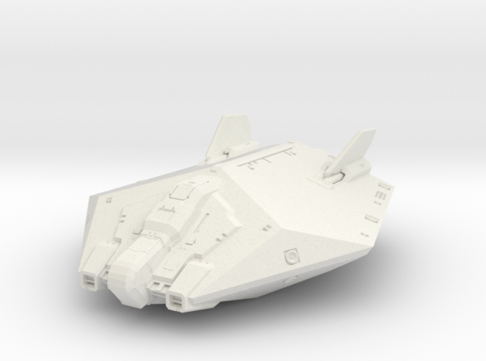 ASP Explorer: Elite Dangerous 3d printed
