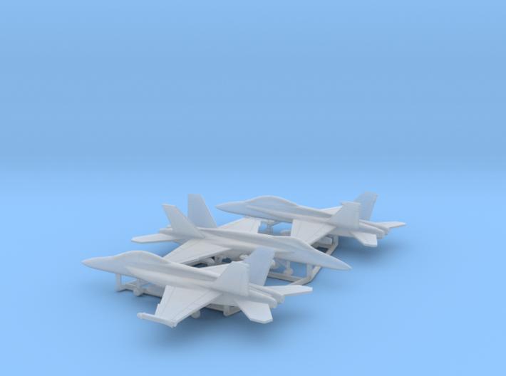 1/400 US Fighters pack 4 3d printed
