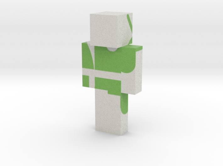 androidify-1559761055534 | Minecraft toy 3d printed
