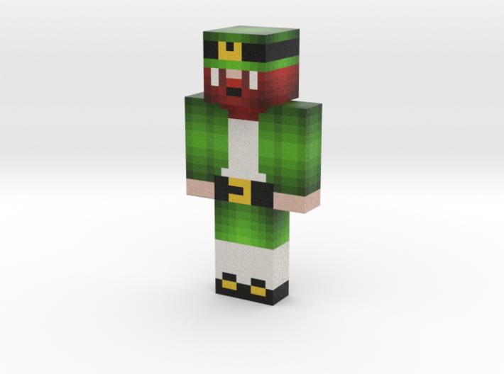 der_kobold | Minecraft toy 3d printed