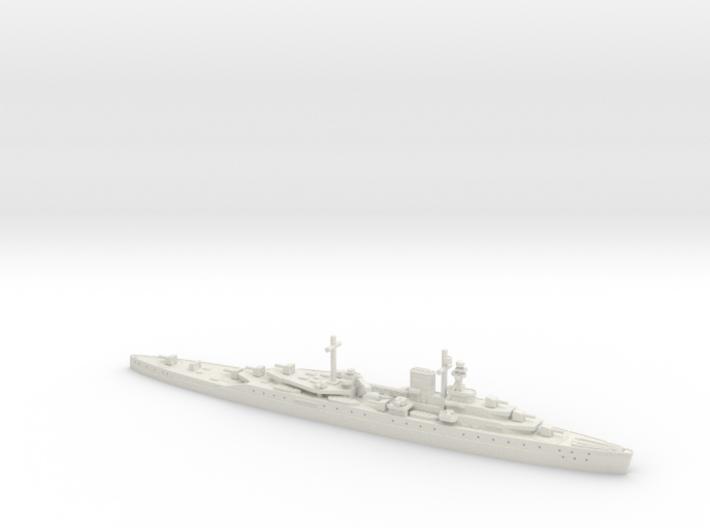 HMS Effingham 1/700 3d printed
