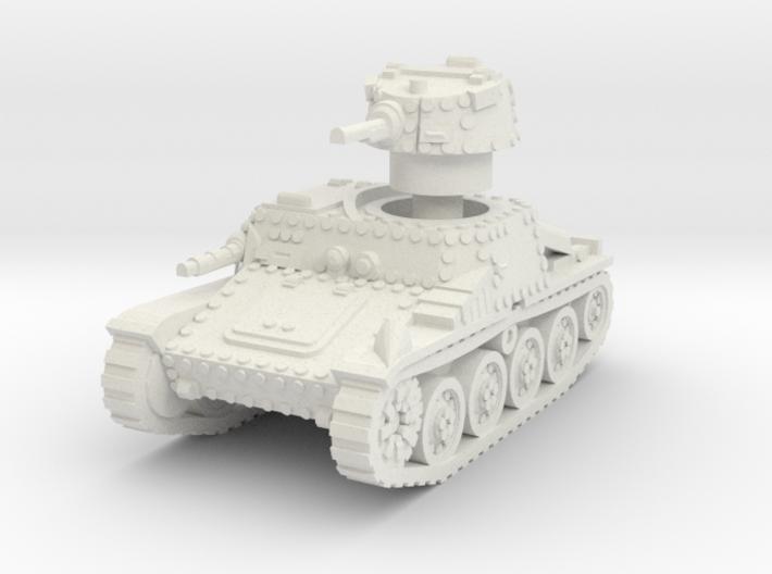 Praga R1 Tank 1/87 3d printed