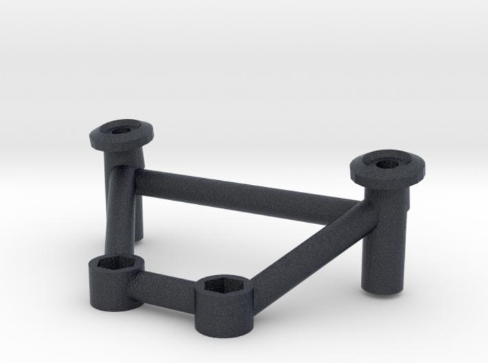 Thundershot Body Mounts with Brace - Proline 3d printed
