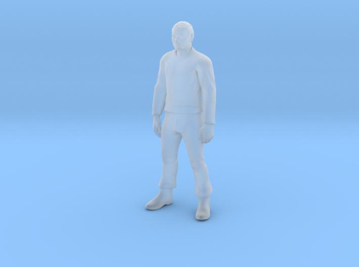 SCOTTY STANDING - TOS Bridge Crew 3d printed