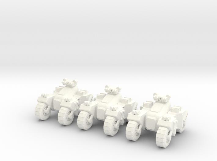 6mm - Assault Buggy 3d printed