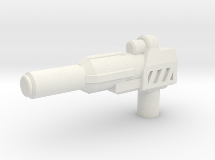 Lizard Buster - Legends Scale Blaster 3d printed