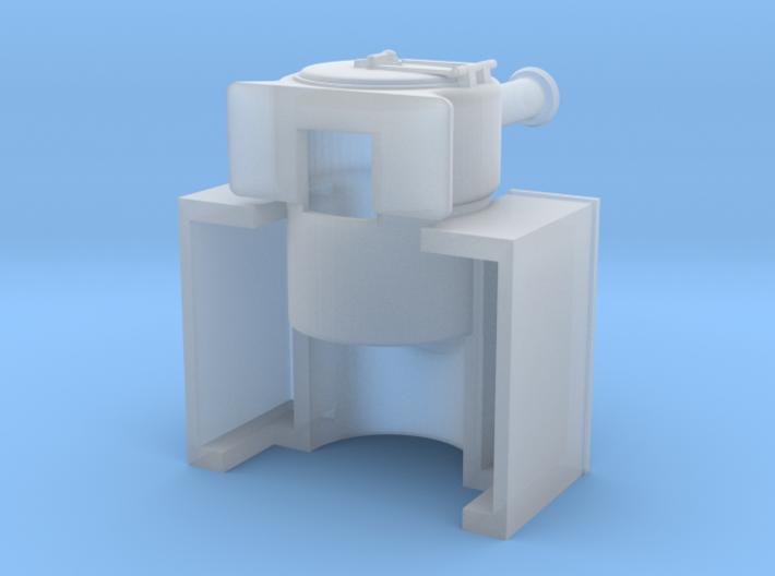 009 'Tiny Trains' Side tank 3d printed