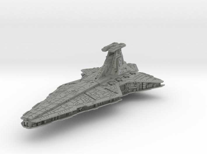 (Armada) Venator Star Destroyer 3d printed