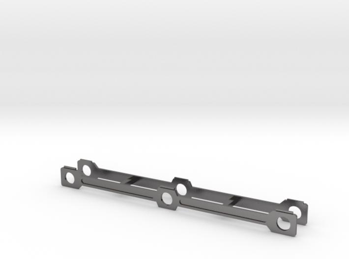 OO Scale NWR #1 Side Rods 3d printed