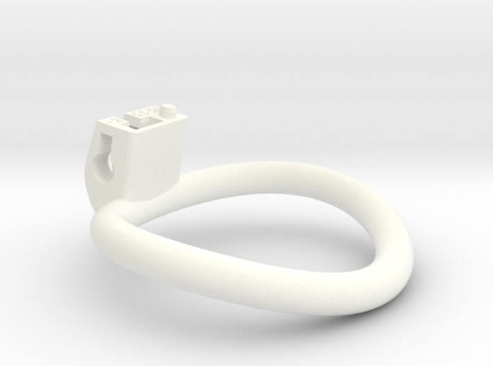 Cherry Keeper Wide Oval Ring - 55mmx50mm -2 degree 3d printed