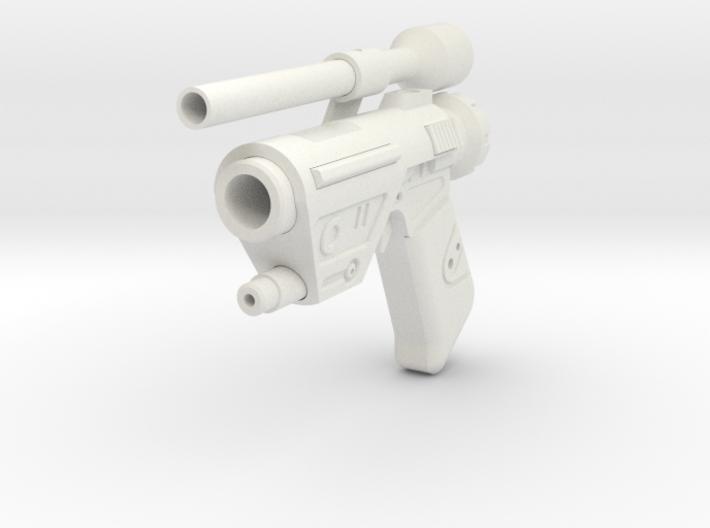 SoroSuub SSK Heavy Blaster Replica 3d printed