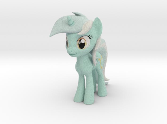 My Little Pony - Lyra (≈60mm tall) 3d printed