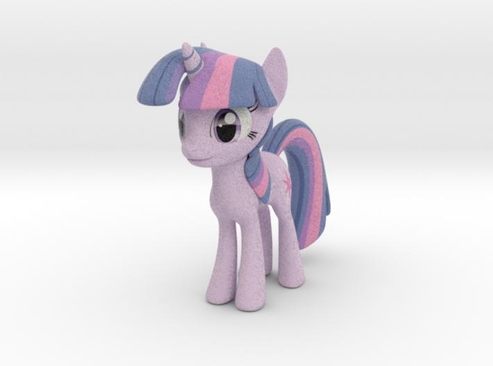My Little Pony - Twilight (≈65mm tall) 3d printed