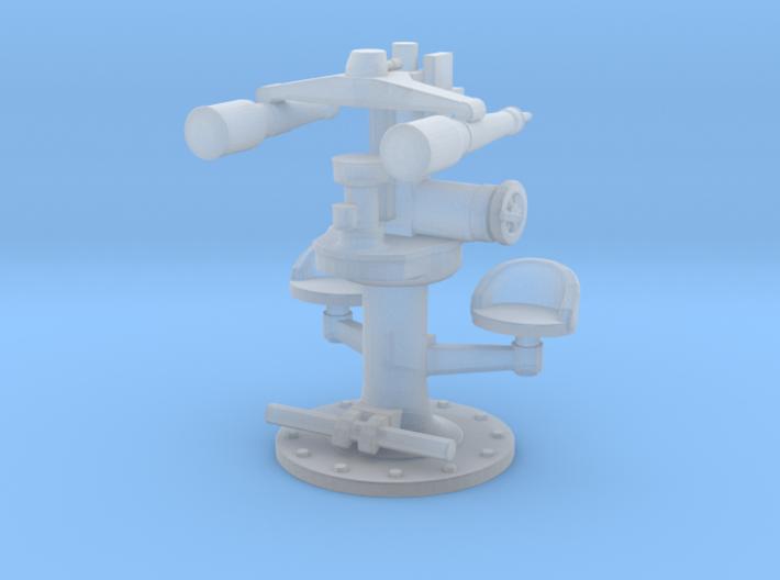 1/100 IJN 110 cm Searchlight Controller 3d printed