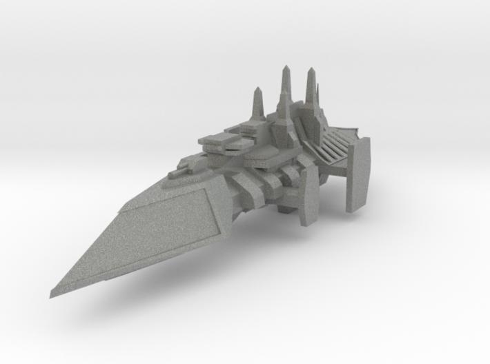 Chaos Renegade Escort Ship - 5 3d printed