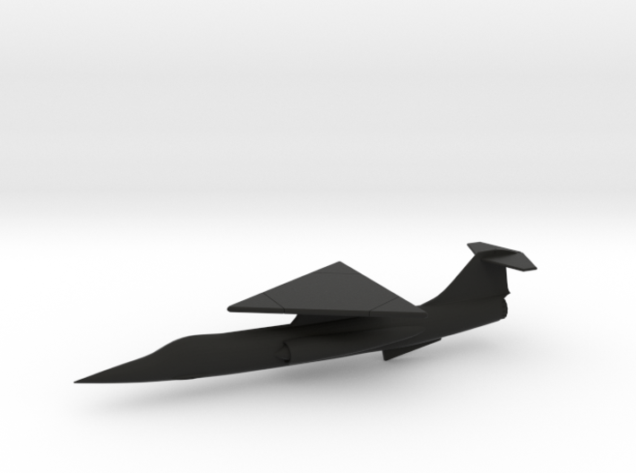 Lockheed-Ryan VTOL F-104 Starfighter 3d printed
