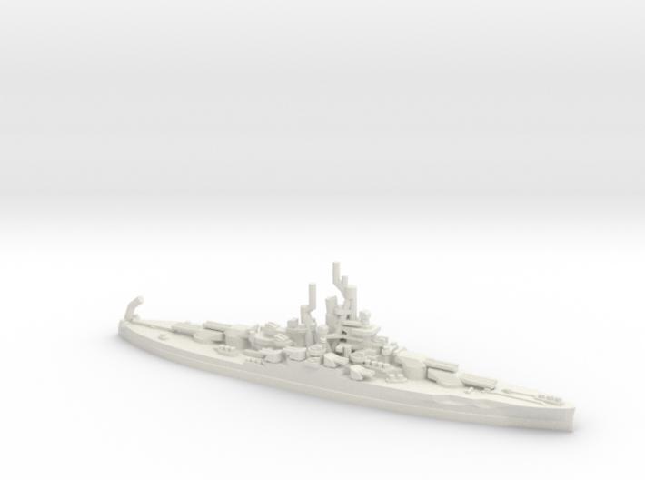 US Nevada-Class Battleship 3d printed