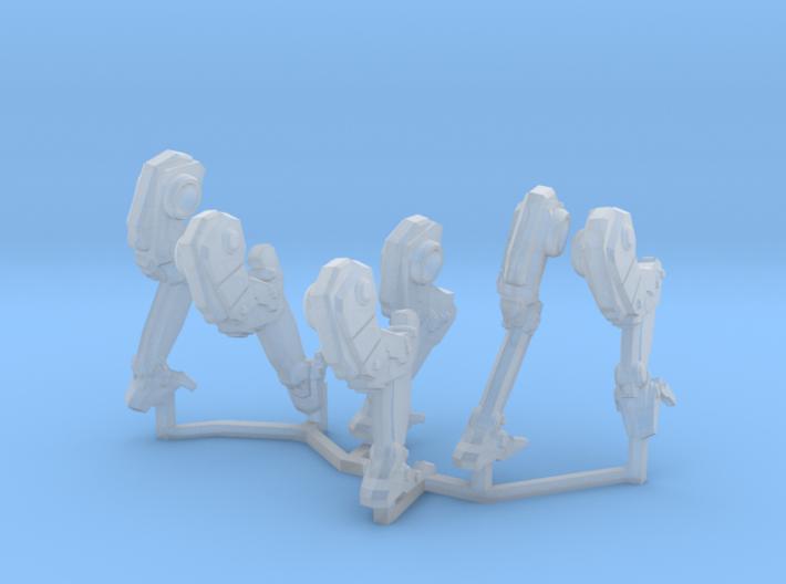 rad-MkII-legset 3d printed