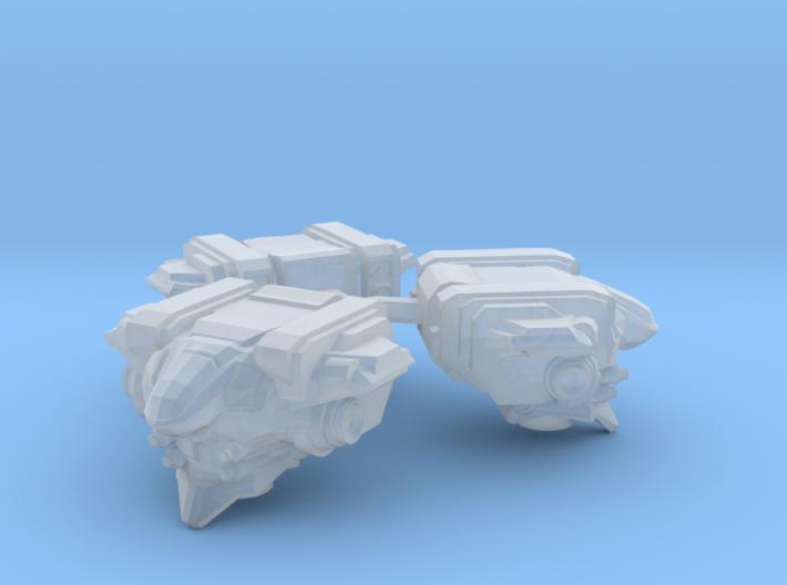 rad-MKII-Torso 3d printed