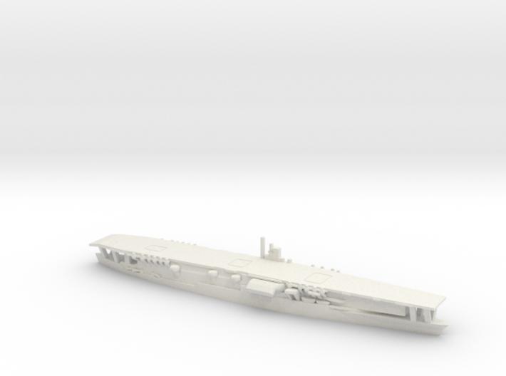 Japanese Aircraft Carrier Akagi 3d printed