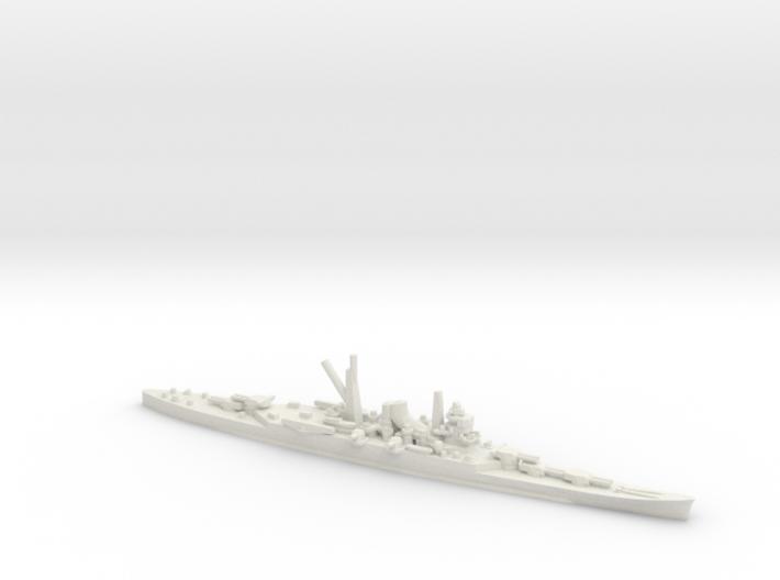 Japanese Mogami-Class Cruiser (5x2) 3d printed