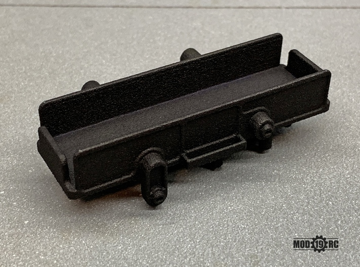 SCX24 Super Low CG Battery Tray + Shock Towers 3d printed