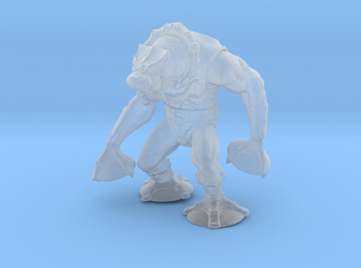 Leech 3d printed