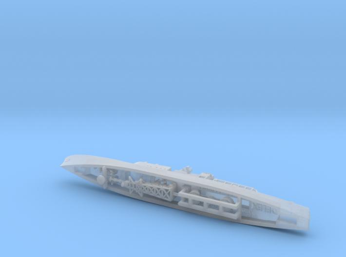 HMCS DDH 265 Annapolis DELEX Refit 1/700 3d printed