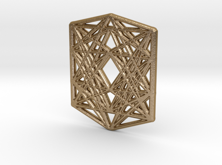 Hex Connections 3d printed