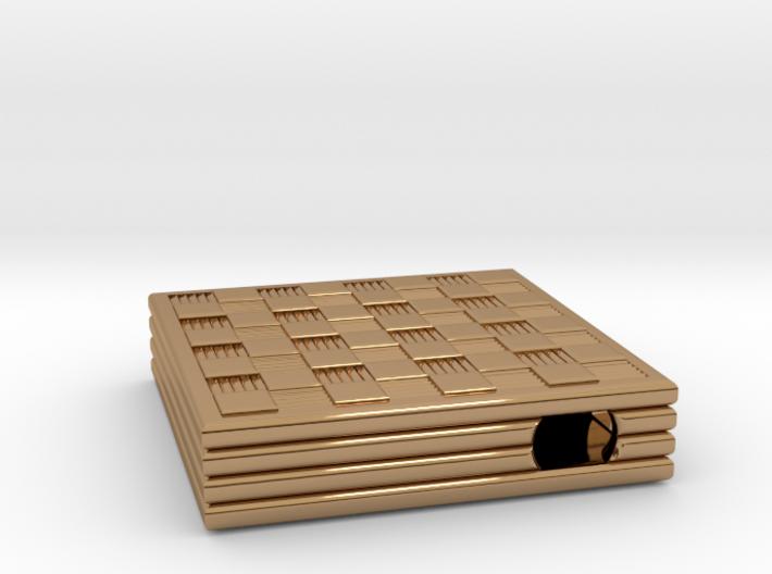 Chessmaster 3d printed
