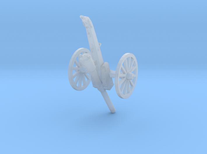 Civil War Cannon 3d printed