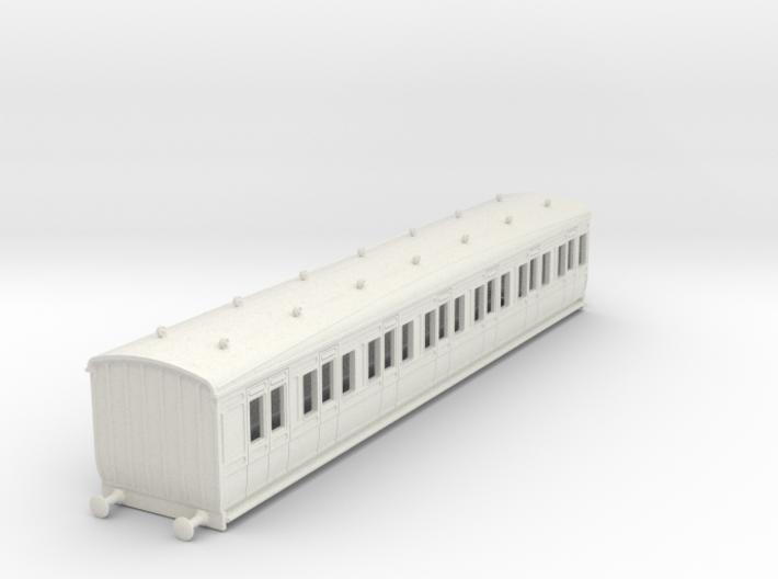 o-100-gcr-london-sub-brake-composite-coach 3d printed