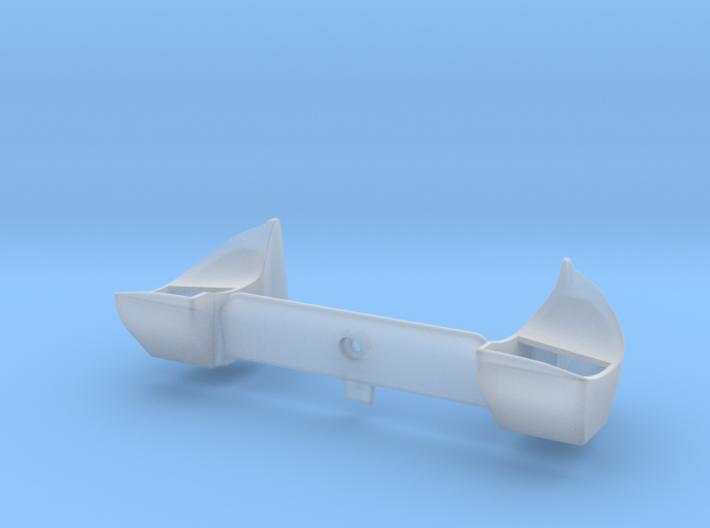 2012-14 SW Bumper (Qty 1) 3d printed