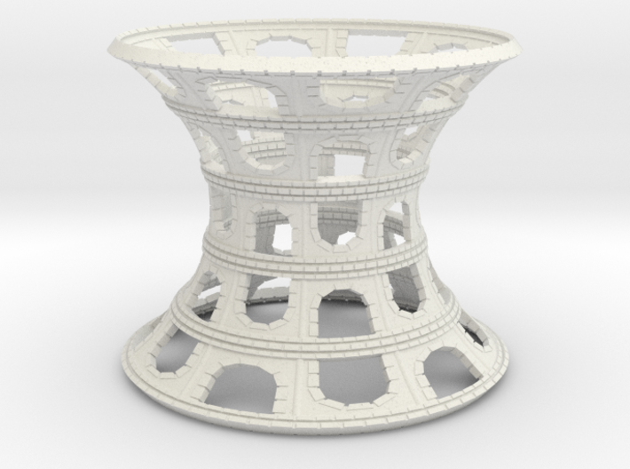Catenoid Colosseum 3d printed